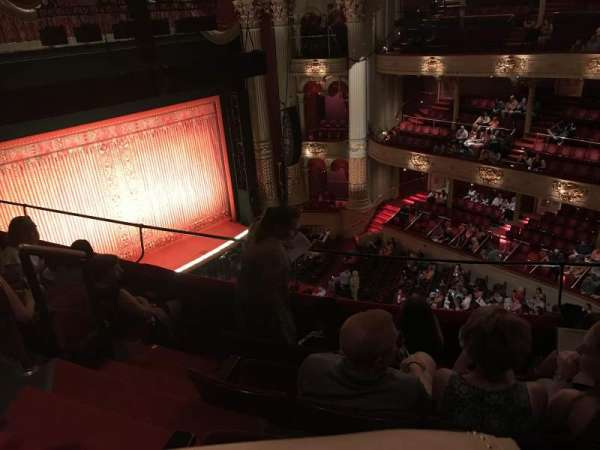 Academy of Music, section: Family Circle G, row: D, seat: 37
