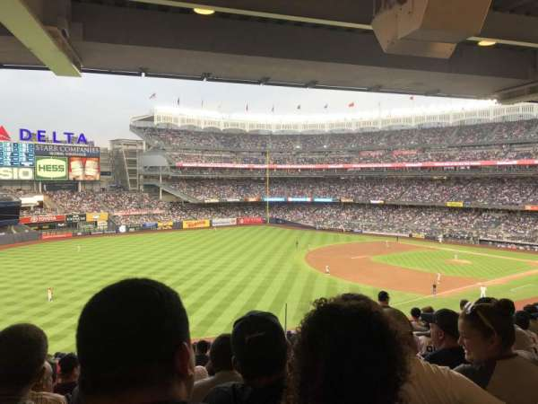 Yankee Stadium, section: 230, row: 22, seat: 6