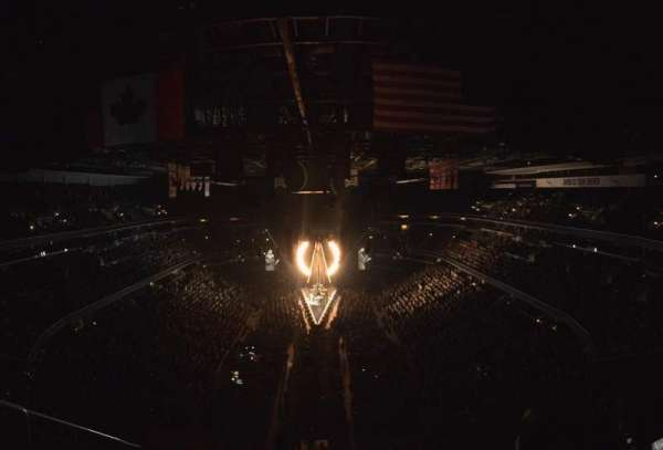 Capital One Arena, section: 409, row: J, seat: 2