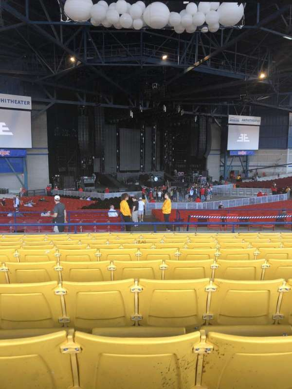 American Family Insurance Amphitheater, section: 7, row: K, seat: 29