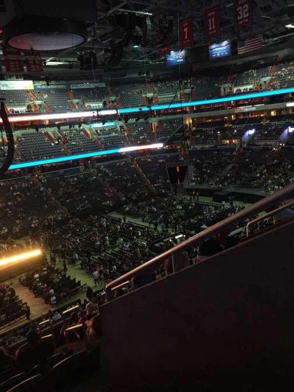 Capital One Arena, section: 228, row: K, seat: 12