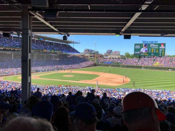 Wrigley Field, section: 226, row: 15, seat: 9