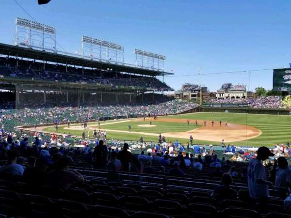 Wrigley Field, section: 226, row: 7, seat: 15