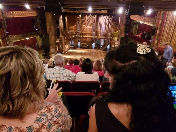 Cibc theatre, section: Mezzanine RC, row: L, seat: 320