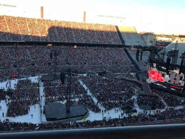 Ohio Stadium, section: 17D-BX, row: 1, seat: 12