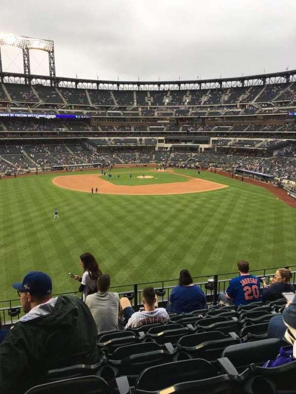 Citi Field, section: 337, row: 7, seat: 11