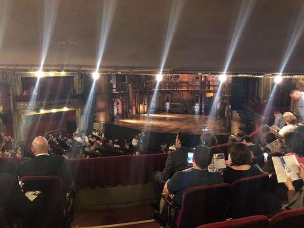 CIBC Theatre, section: Dress Circle R, row: E, seat: 1