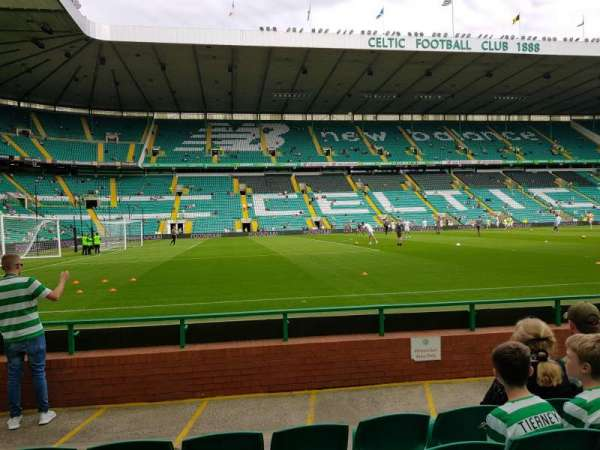 Celtic Park, section: FS1, row: 6, seat: 15