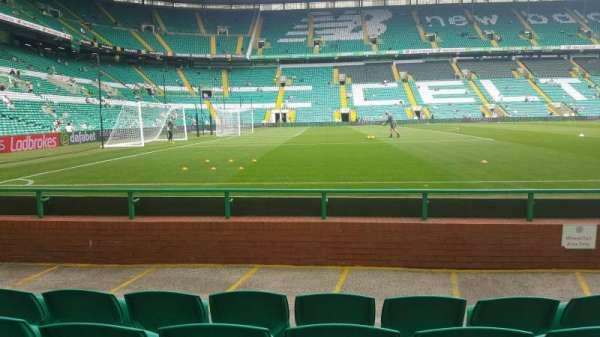 Celtic park, section: Fs1, row: 6, seat: 16