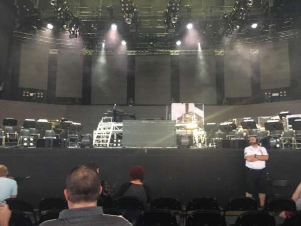 Ruoff Home Mortgage Music Center, section: B, row: D, seat: 7