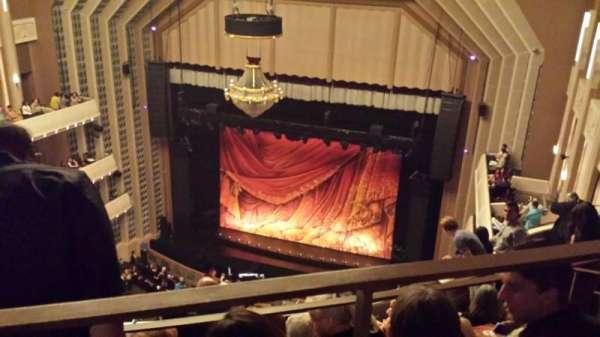 The Smith Center, section: Balcony, row: E, seat: 243