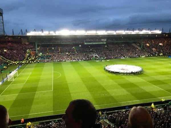 Celtic Park, section: 408, row: B, seat: 21