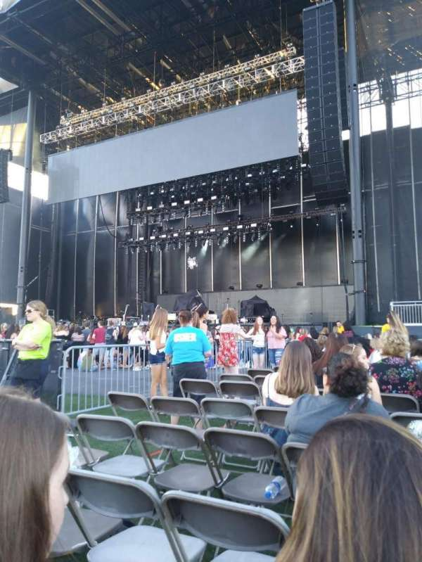 Hershey Park Stadium, section: A, row: 17, seat: 7