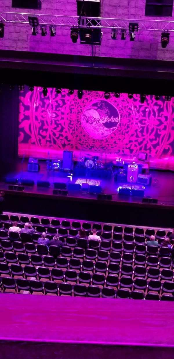 The Vine At Del Lago, section: M1, row: CC, seat: 10
