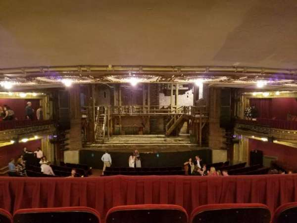 CIBC Theatre, section: Dress Circle RC, row: C, seat: 206