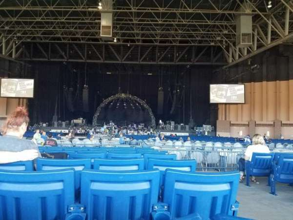 Sunlight Supply Amphitheater, section: 204, row: K, seat: 1
