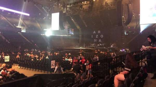 Nassau Veterans Memorial Coliseum, section: 4, row: 6, seat: 7