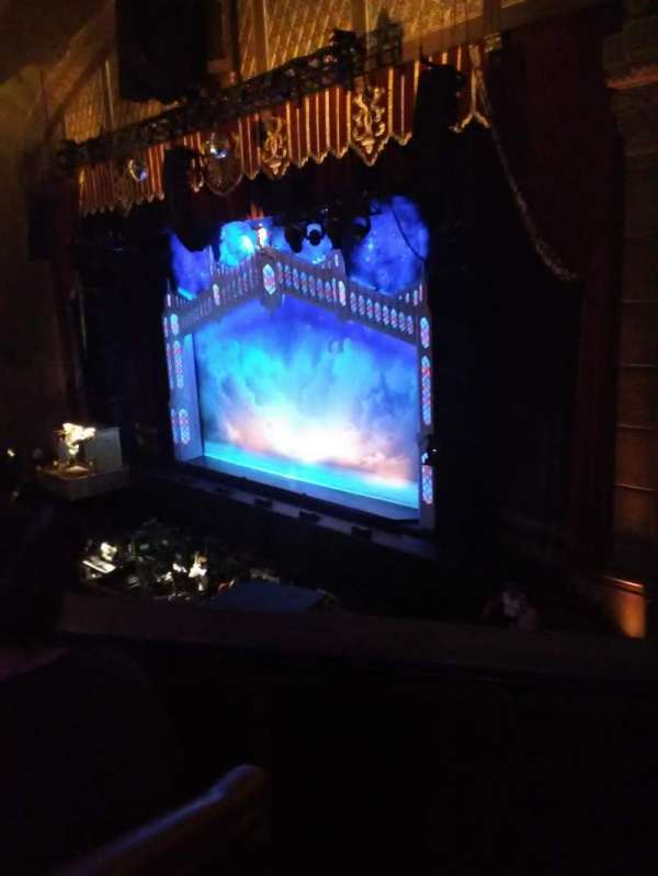 Fox Theatre (Atlanta), section: Loge Right F, row: BB, seat: 40