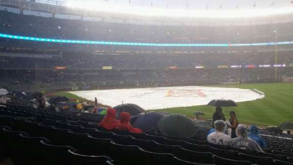 Yankee Stadium, section: 111, row: 25, seat: 5