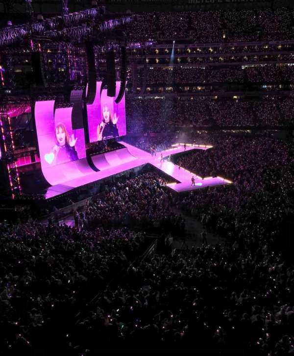MetLife Stadium, section: 240, row: 1, seat: 1