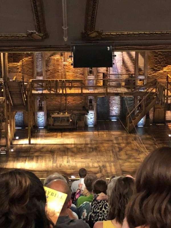 CIBC Theatre, section: Mezzanine LC, row: N, seat: 305