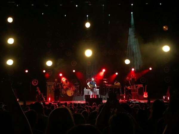 Hollywood Casino Amphitheatre (Tinley Park), section: 103, row: U, seat: 21