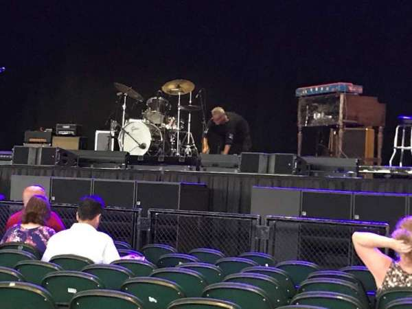 BB&T Pavilion, section: 101, row: D, seat: 2