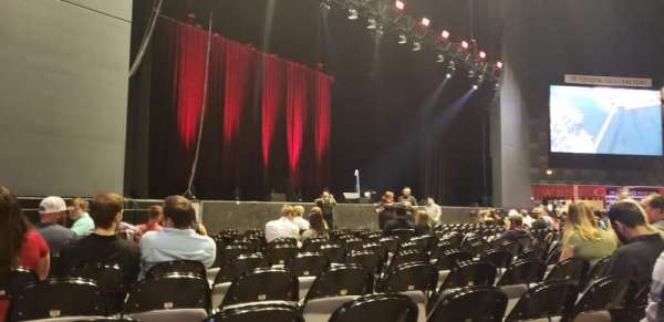 Toyota Music Factory, section: 103, row: M, seat: 15