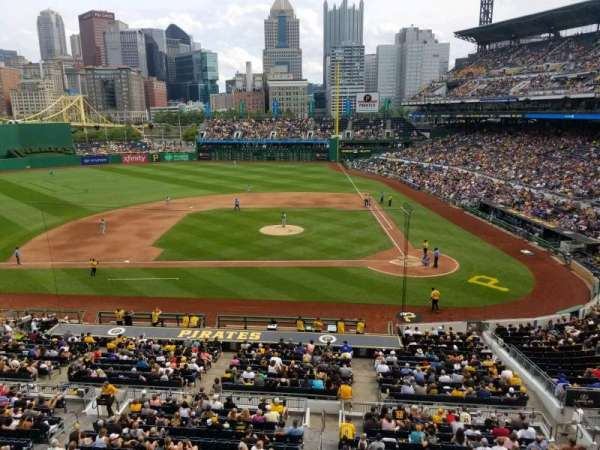PNC Park, section: Suite 39, row: A, seat: 1