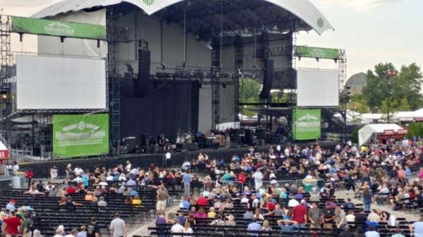 Huntington Bank Pavilion at Northerly Island, section: 311, row: N, seat: 1