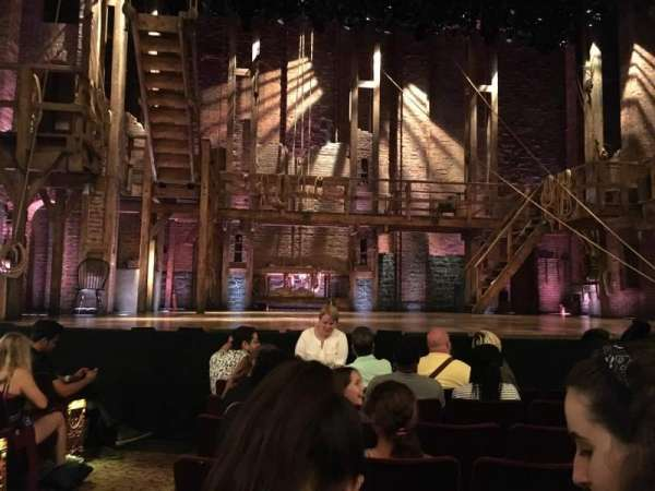Richard Rodgers Theatre, section: Orchestra C, row: F, seat: 113