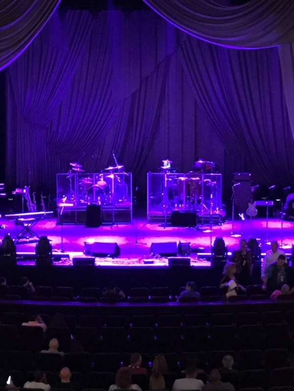 Mayo Performing Arts Center, section: Balcony, row: A, seat: 105