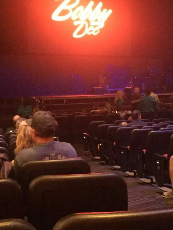 Microsoft Theater, section: Orchestra Left, row: P, seat: 502