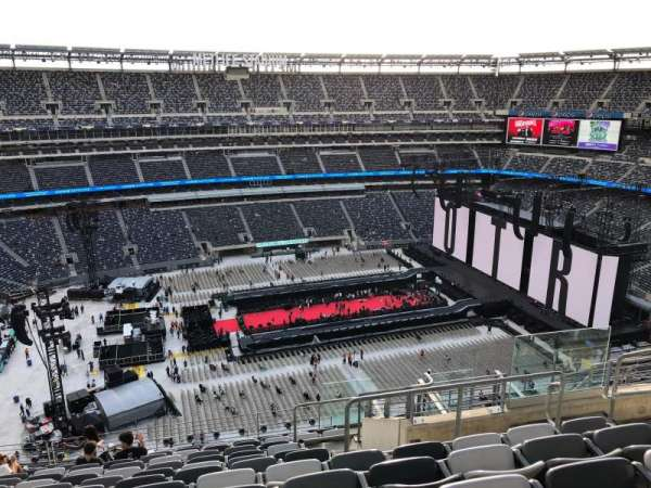 MetLife Stadium, section: 316, row: 16, seat: 7