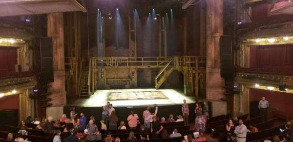 CIBC Theatre, section: Dress Circle LC, row: A, seat: 203
