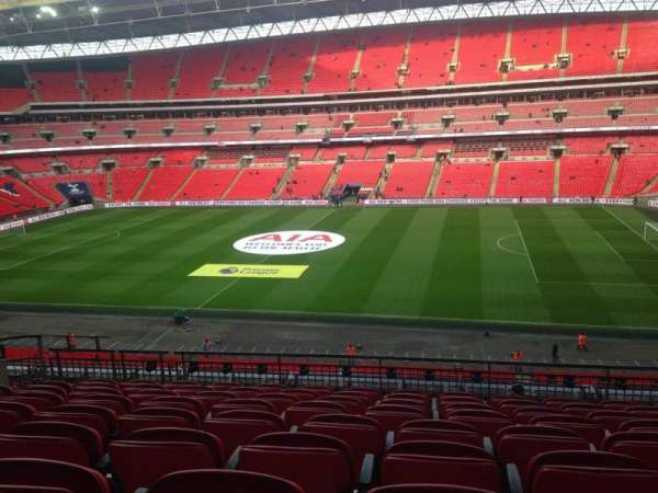 Wembley Stadium, section: 226, row: 16, seat: 285