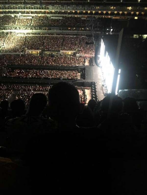 MetLife Stadium, section: 312, row: 9, seat: 1