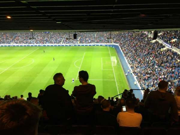 Ibrox Stadium, section: CD2, row: Z, seat: 0059