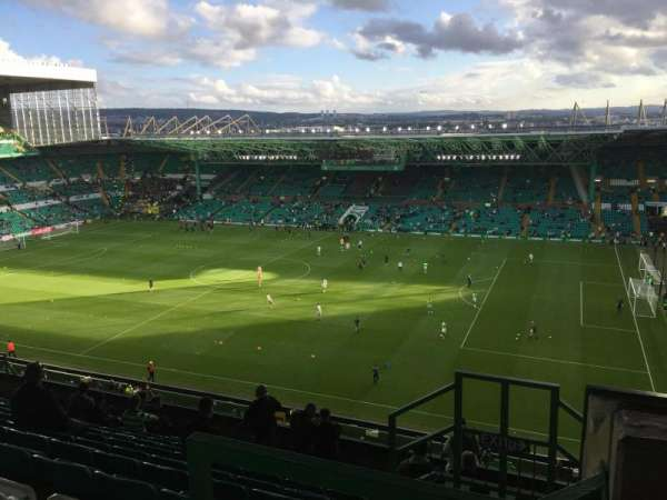 Celtic Park, section: 401, row: L, seat: 21
