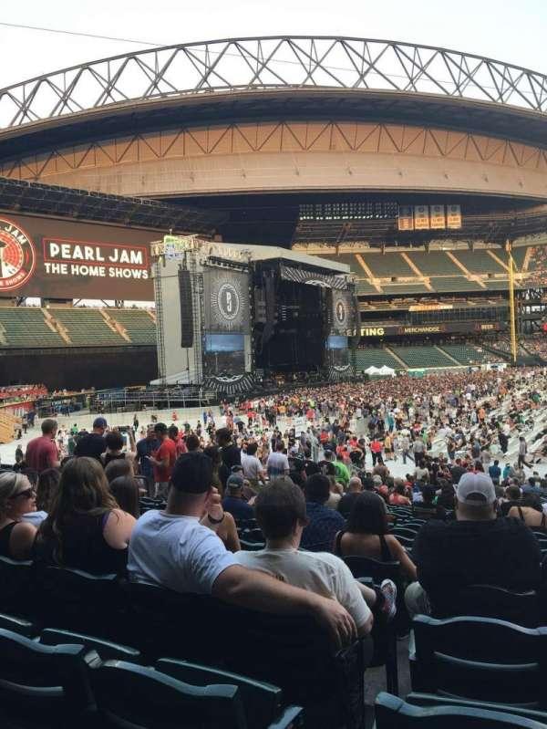 T-Mobile Park, section: 147, row: 32, seat: 4