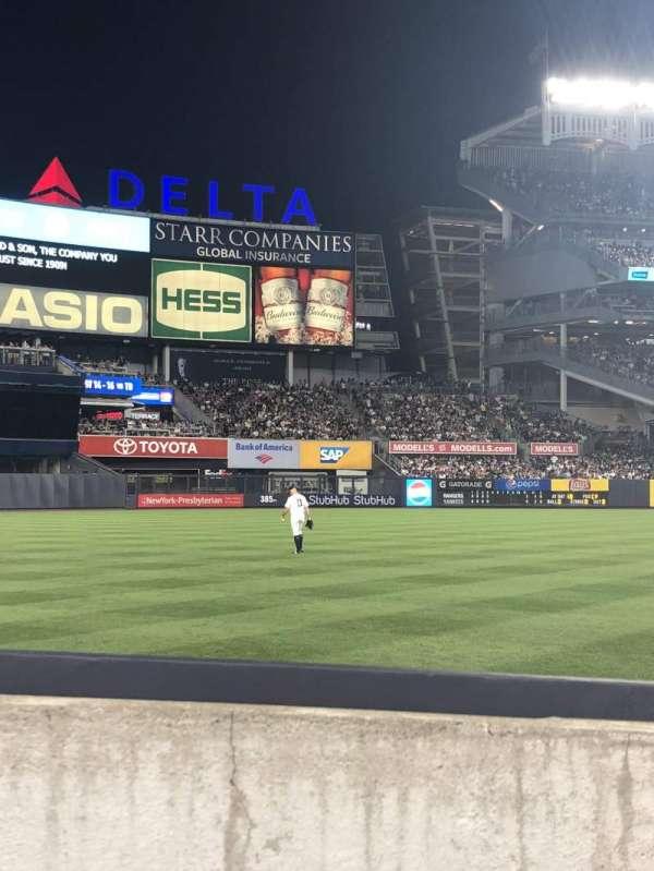 Yankee Stadium, section: 130, row: 2, seat: 5