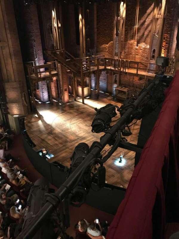CIBC Theatre, section: Mezzanine Box 6, row: Bx6, seat: 6,8