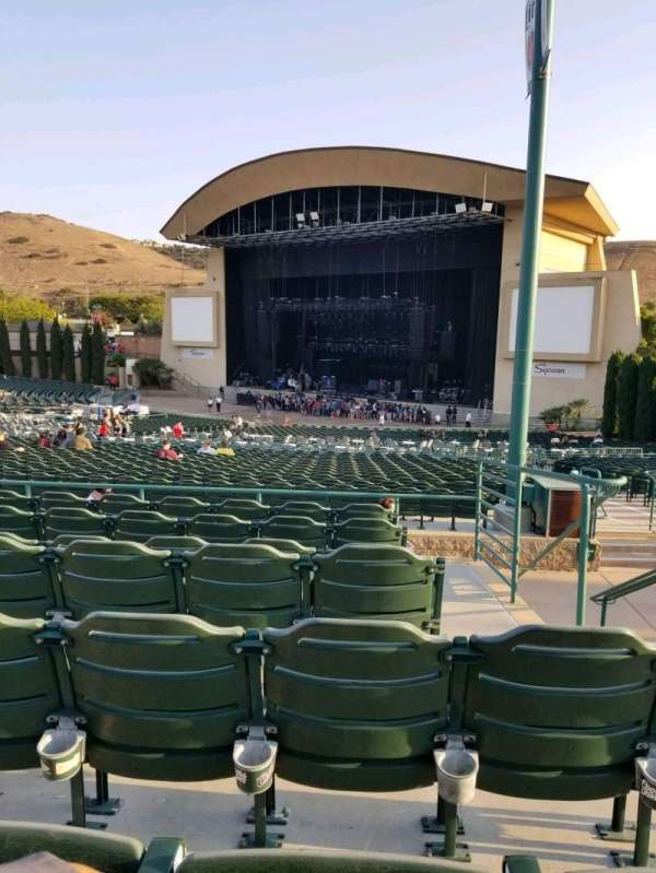 North Island Credit Union Amphitheatre, section: 302, row: G, seat: 3