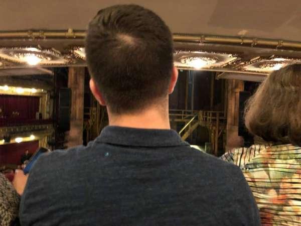 CIBC Theatre, section: Dress Circle C, row: B, seat: 207