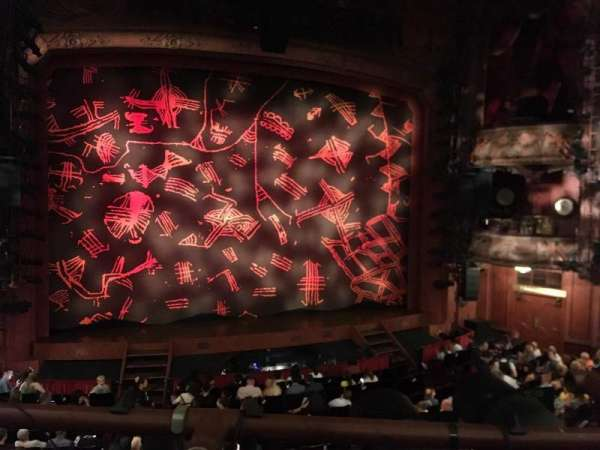 Lyceum Theatre (West End), section: Royal Circle