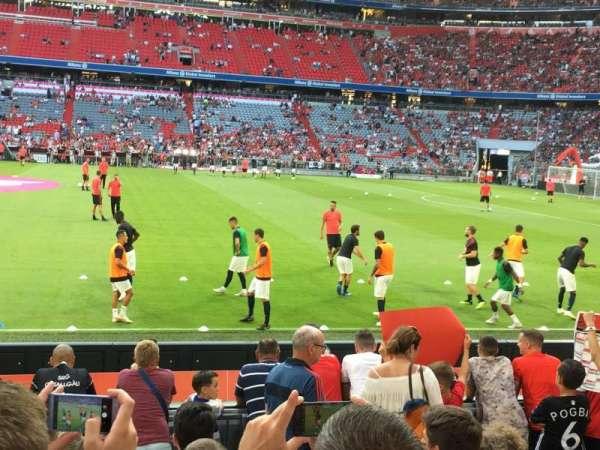 Allianz Arena, section: 123