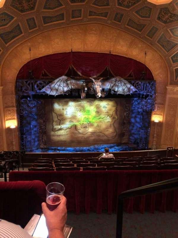 Detroit Opera House, section: Balcm3, row: B, seat: 101