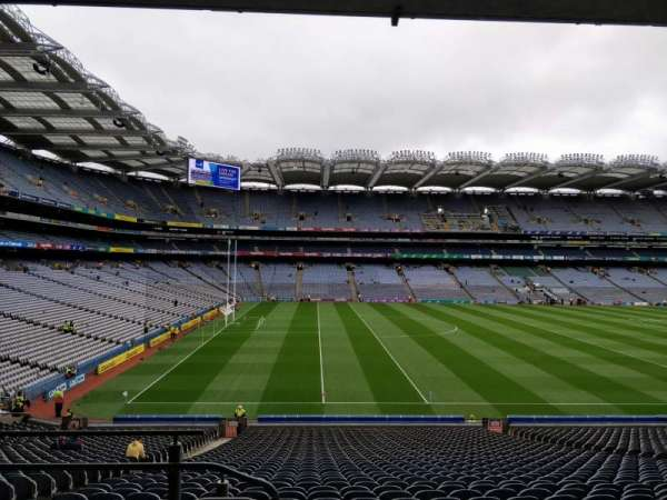 Croke Park, section: 310, row: QQ, seat: 13