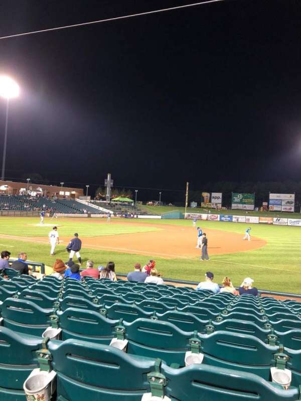 FirstEnergy Park, section: 102, row: 12, seat: 13