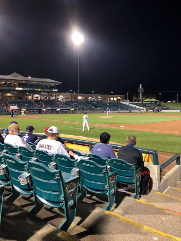 FirstEnergy Park, section: 102, row: 7, seat: 21